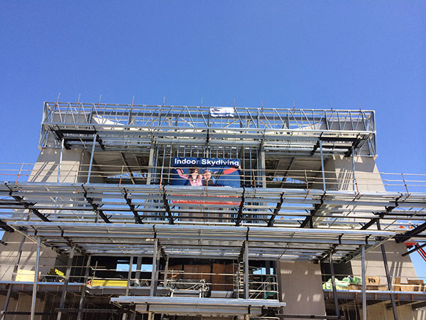 Quikdeck Roofing Services Current Major Projects Project - iFLY Downunder, Penrith Panthers - ../../dc/gallery/lrg/1486361157_IMG_0438.jpg