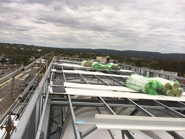 Quikdeck Roofing Services Current Major Projects Project - iFLY Downunder, Penrith Panthers - ../../dc/gallery/lrg/1486361420_IMG_0459.jpg