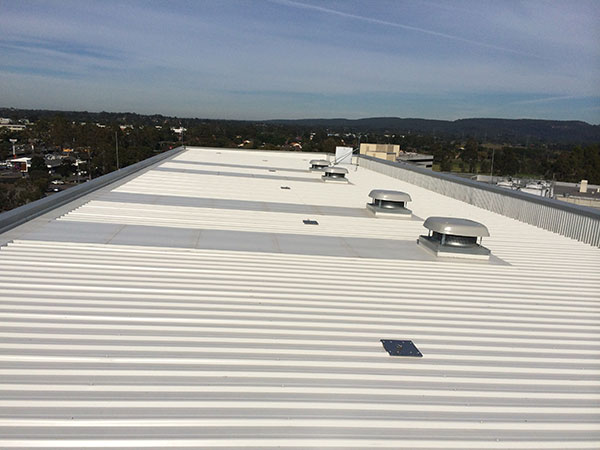 Quikdeck Roofing Services Current Major Projects Project - iFLY Downunder, Penrith Panthers - ../../dc/gallery/lrg/1486361521_IMG_0642.jpg