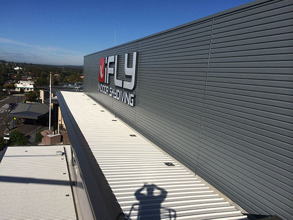 Quikdeck Roofing Services Current Major Projects Project - iFLY Downunder, Penrith Panthers - ../../dc/gallery/lrg/1486361551_IMG_0651.jpg