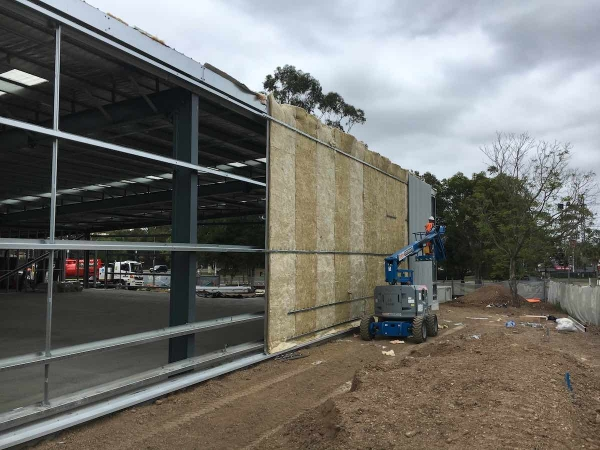 Quikdeck Roofing Services Government Project - NSW Ambulance, Penrith NSW - ../../dc/gallery/lrg/1511749338_HY Penrith 3.jpg