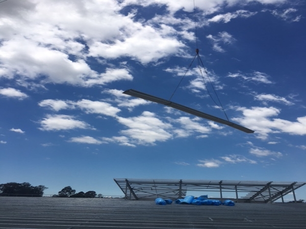 Quikdeck Roofing Services Commercial and Industrial Project - Woolworths North Square Shopping Centre, Kellyville NSW - ../../dc/gallery/lrg/1511776842_Kellyville 4.jpg