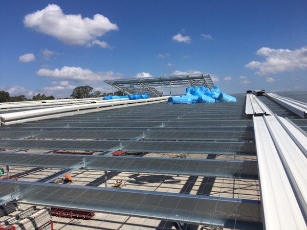 Quikdeck Roofing Services Commercial and Industrial Project - Woolworths North Square Shopping Centre, Kellyville NSW - ../../dc/gallery/lrg/1511776852_Kellyville 5.jpg