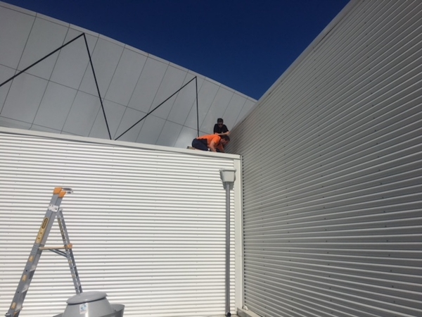 Quikdeck Roofing Services Commercial and Industrial Project - McDonalds – Sydney International Airport - ../../dc/gallery/lrg/1511825643_McDonalds T1 5.png