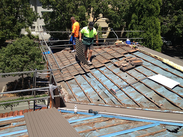 Quikdeck Roofing Services Residential Project - Private Residence, 23 South St, Double Bay - ../../dc/gallery/lrg/1Double-Bay.jpg