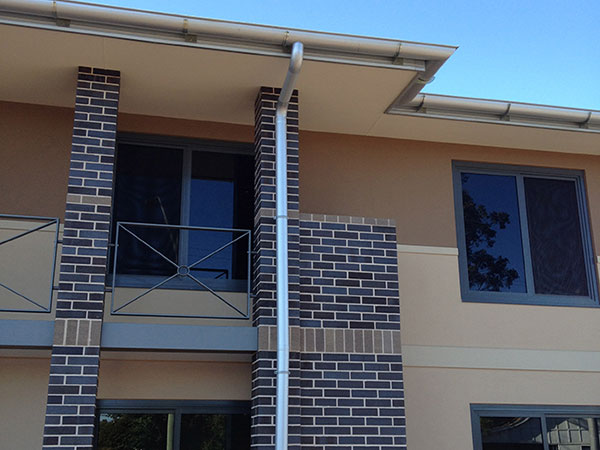 Quikdeck Roofing Services Current Major Projects Project - Cabrini Aged Care Facility, Westmead - ../../dc/gallery/lrg/3CabriniDP.jpg