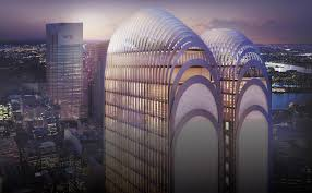 Quikdeck Metal Roofing Services Current Major Projects Project - Arc by Crown Group - Sydney City - Project Size: Penthouse