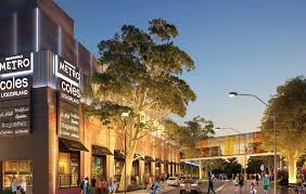 Quikdeck Metal Roofing Contractor Services Shopping Centres Project - Marrickville Metro Redevelopment Stage 1B