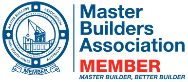 Master Builders Association Member logo