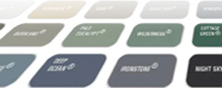 Metal Roofing and Cladding Product Range - Choose from a range of colours, profiles and signature finishes for a prestigious and smart design.
