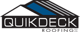 Quikdeck Roofing PTY LTD logo