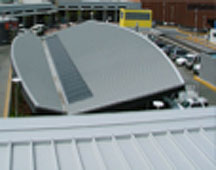 Shopping Centre roofing project