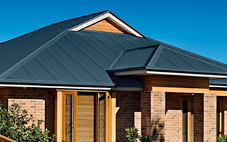 Residential metal roofing services, cladding, re-roofing, roof replacement, maintenance and roof repairs.