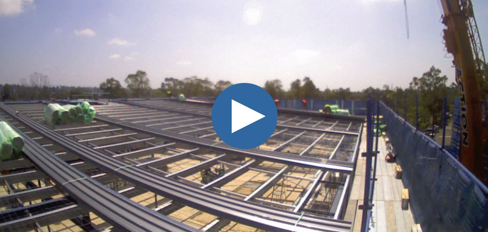 TAFE NSW Western Sydney Institute Nepean College - Metal Roofing, Walling and Guttering