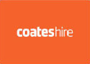 Coates Hire - Quikdeck Metal Roofing Services Partner - Equipment & Machinery Hire & Rental Company Australia
